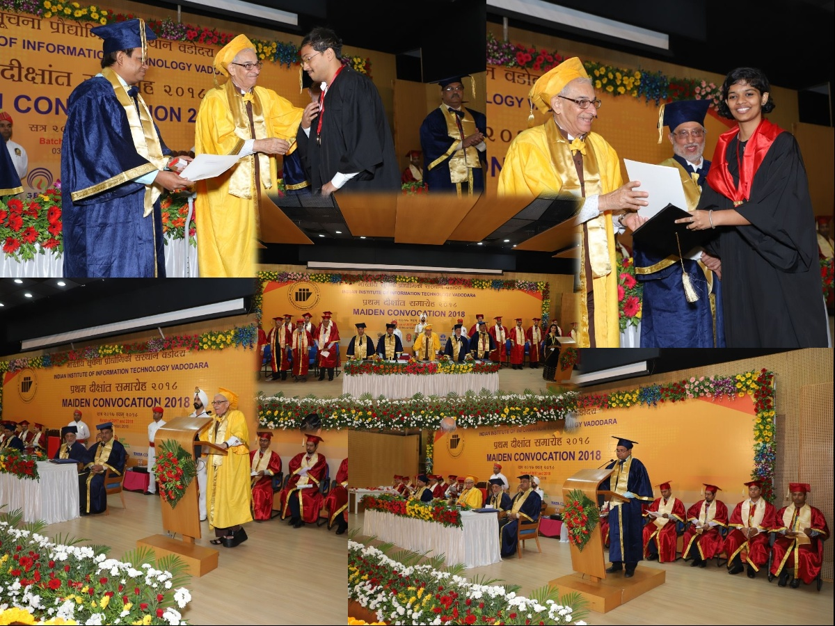 Maiden Convocation