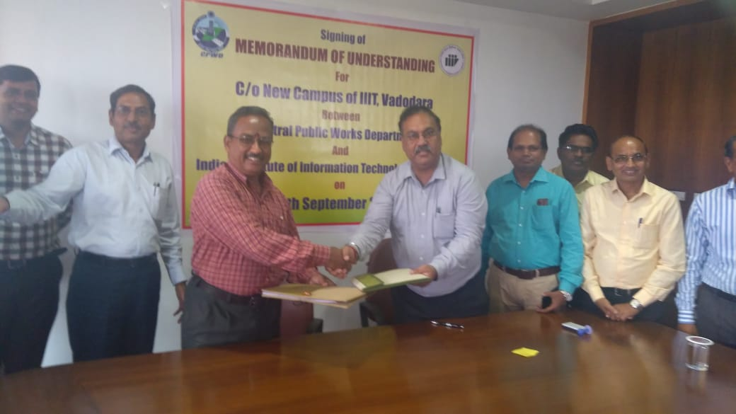 MoU with CPWD